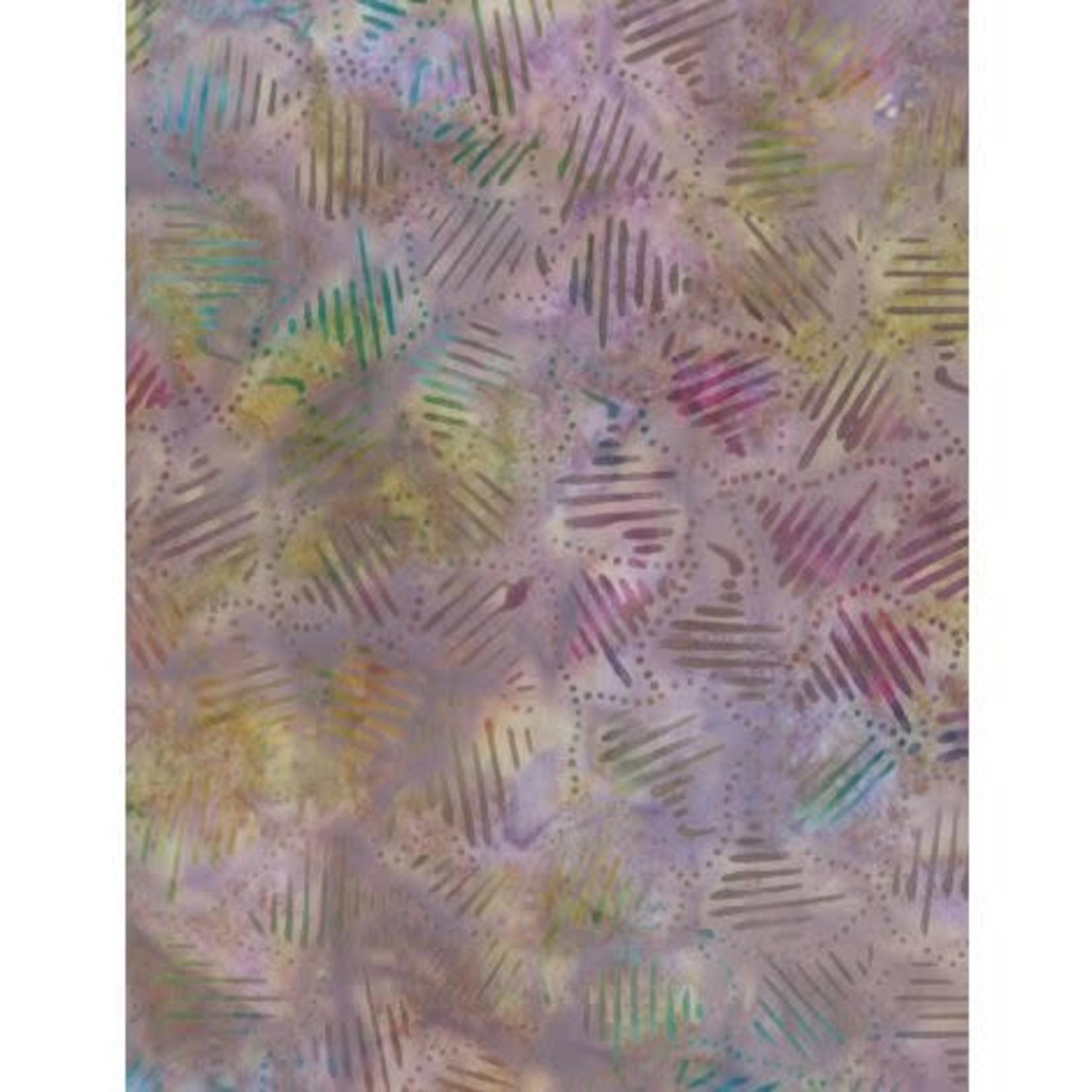 Wilmington Prints Ribbon Candy, Striped Patchwork Purple/Multi, Fabric H, Per Cm or $20/m