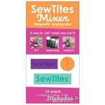 SewTites SewTites, Magnetic sewing pins, 15-pack