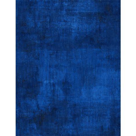 WILMINGTON PRINTS Essentials Flannel, Royal Blue - Per Cm or $20/m