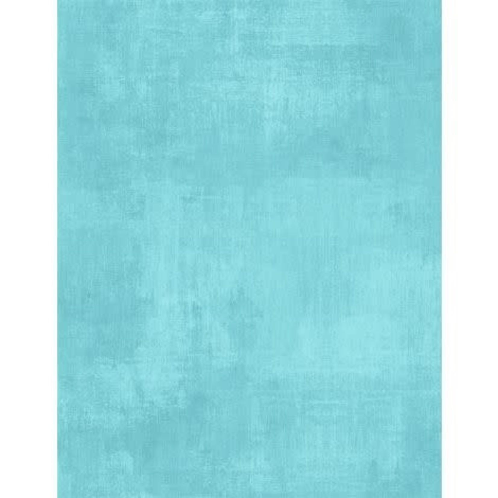 WILMINGTON PRINTS Essentials Flannel, Aqua - Per Cm or $20/m