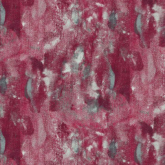 ANDOVER Prism, Drop Cloth - Ruby, per cm or $20/m