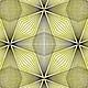 ANDOVER Prism, Geometric Lines - Celery, per cm or $20/m