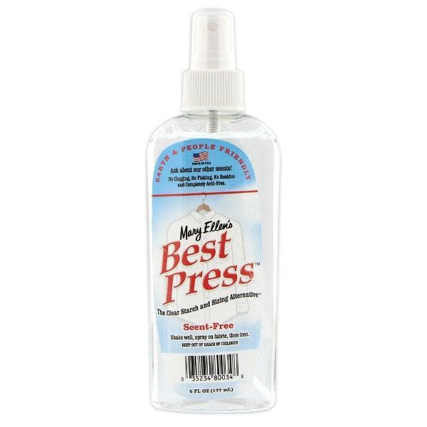 MARY ELLEN BEST PRESS UNSCENTED 177ml
