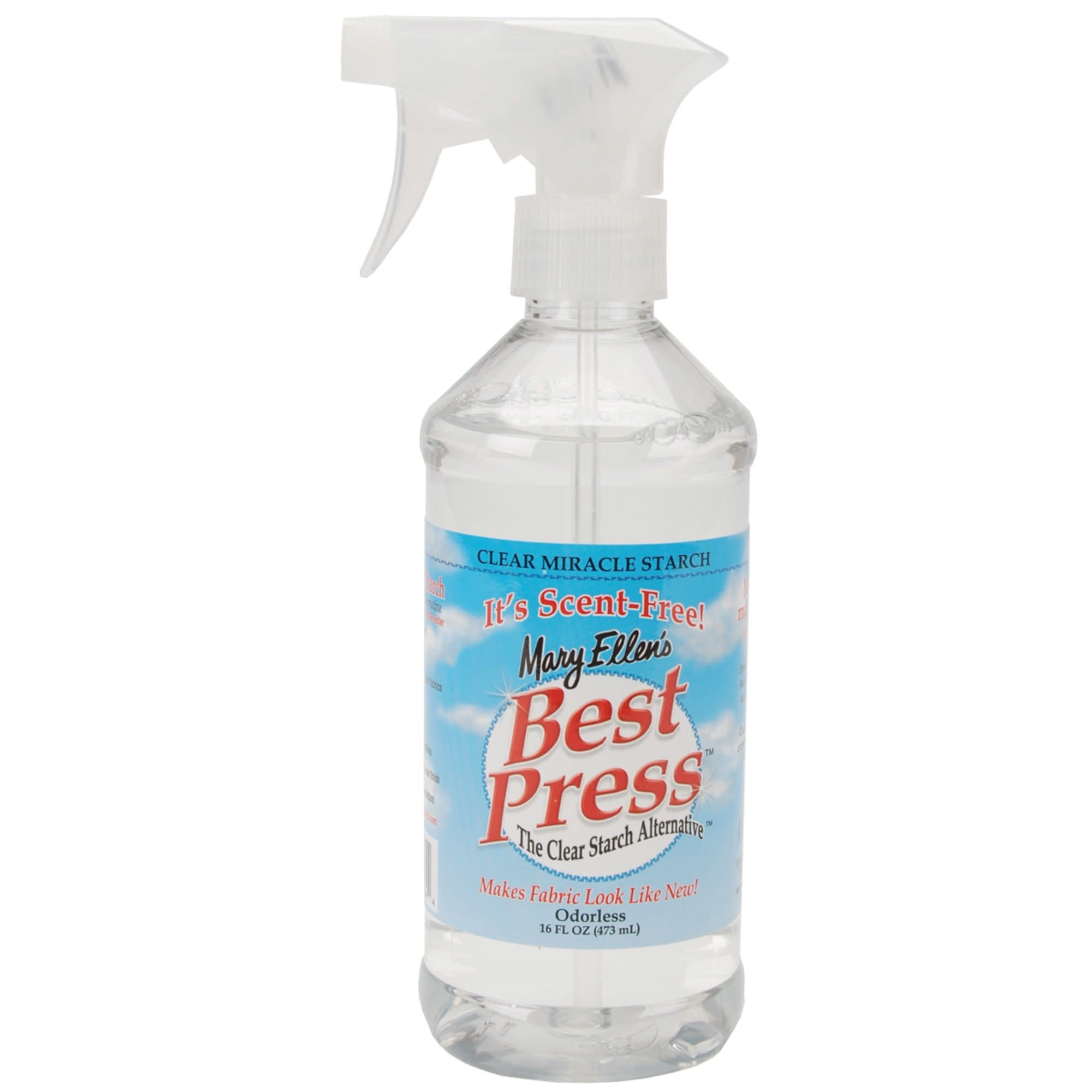 MARY ELLEN BEST PRESS UNSCENTED 499ml