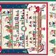 MAKOWER LET IT SNOW - Santa's Workshop - Advent