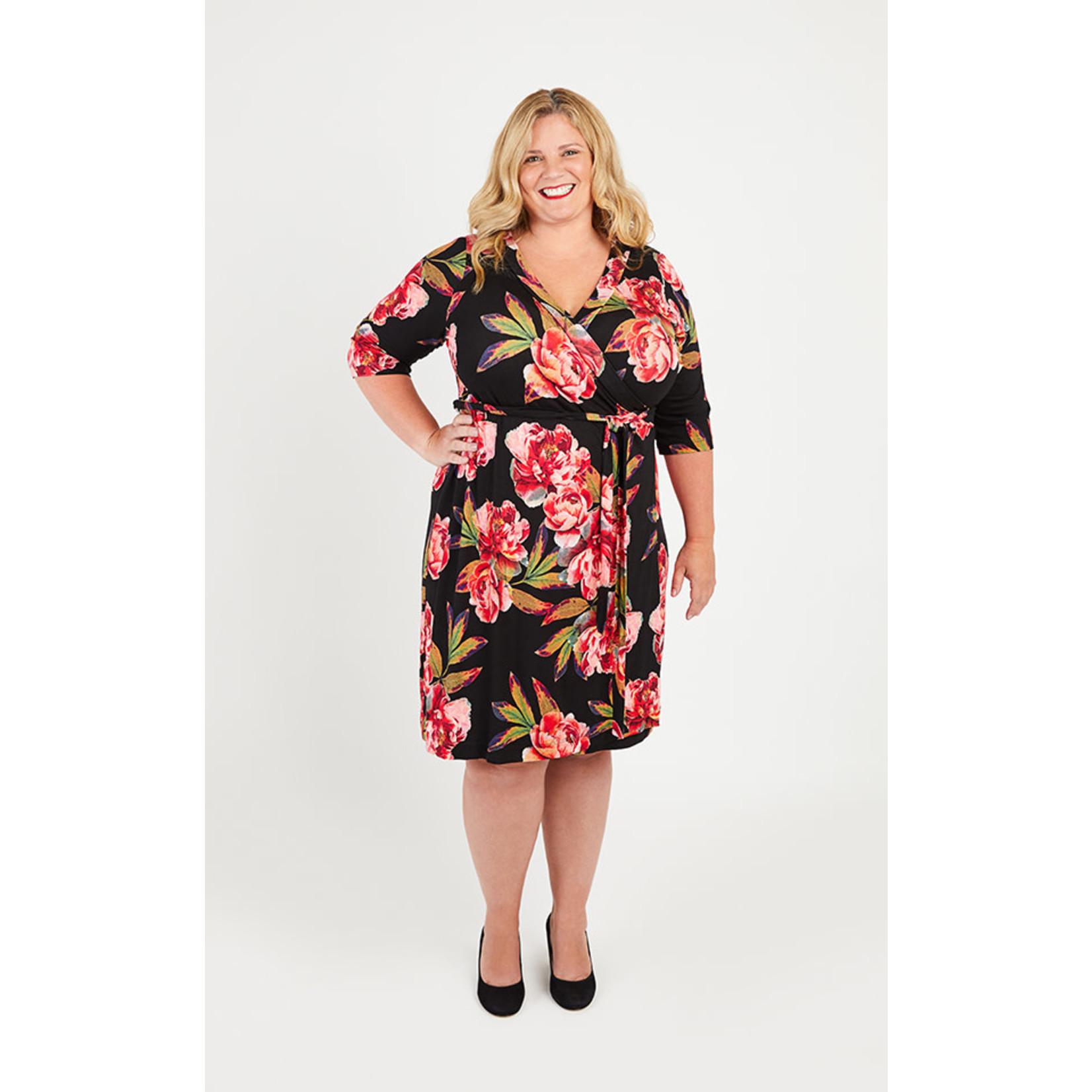 Cashmerette Appleton Dress Pattern 12-28 (Cup C-H)