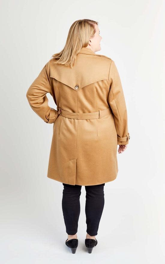 Cashmerette Chilton Trench Coat Pattern 12-28 (Cup C-H)
