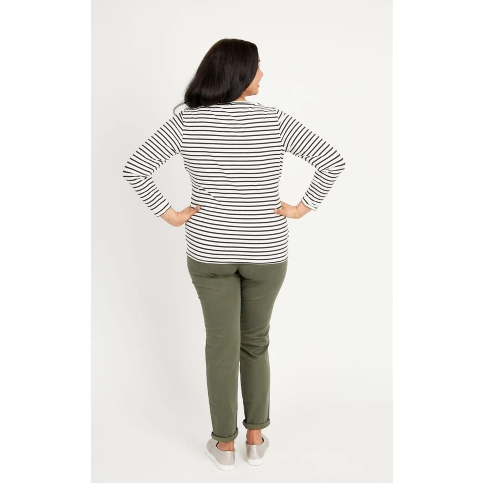Cashmerette Concord T-Shirt Pattern 12-28 (Cup C-H)