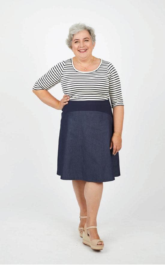 Cashmerette Washington Dress Pattern 12-28 (Cup C-H)