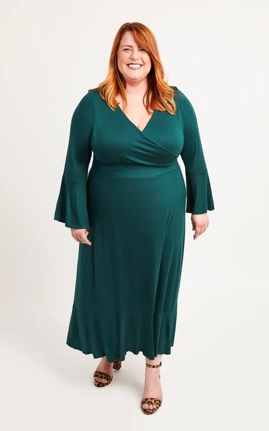 Cashmerette Alcott Dress Pattern 12-28 (Cup C-H)