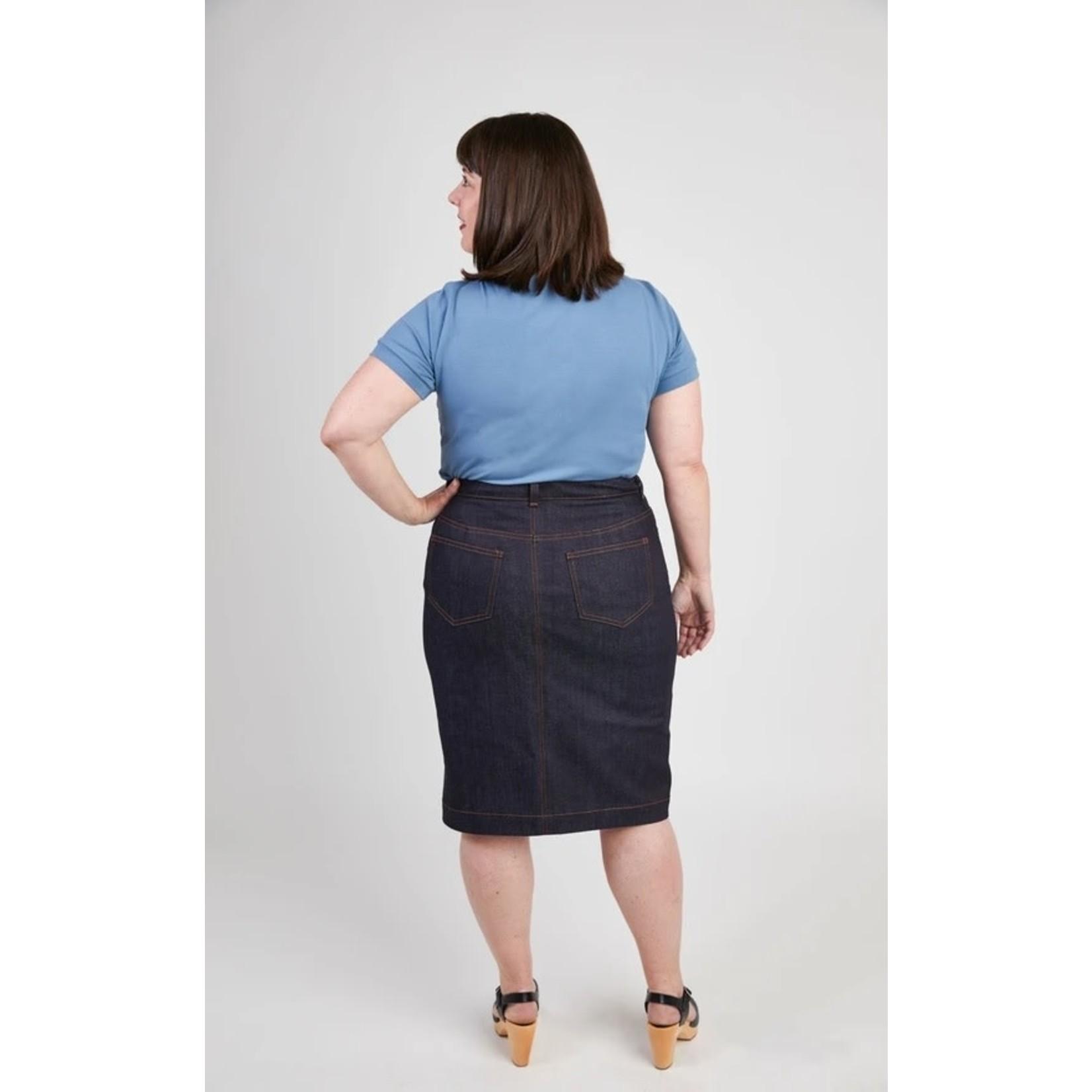 Cashmerette Ellis Skirt Pattern 12-28 (Apple & Pear Fit)