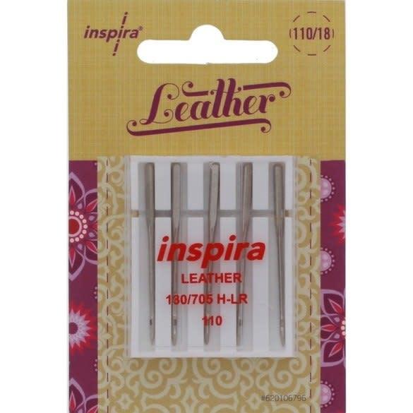 INSPIRA INSPIRA, LEATHER POINT #110/18 5PK