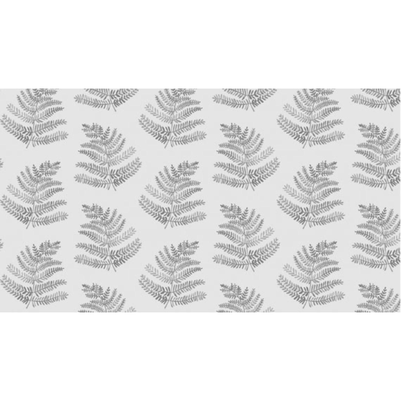 Dear Stella Autumn Journal, Ferns (Glacier) /cm or $20/m