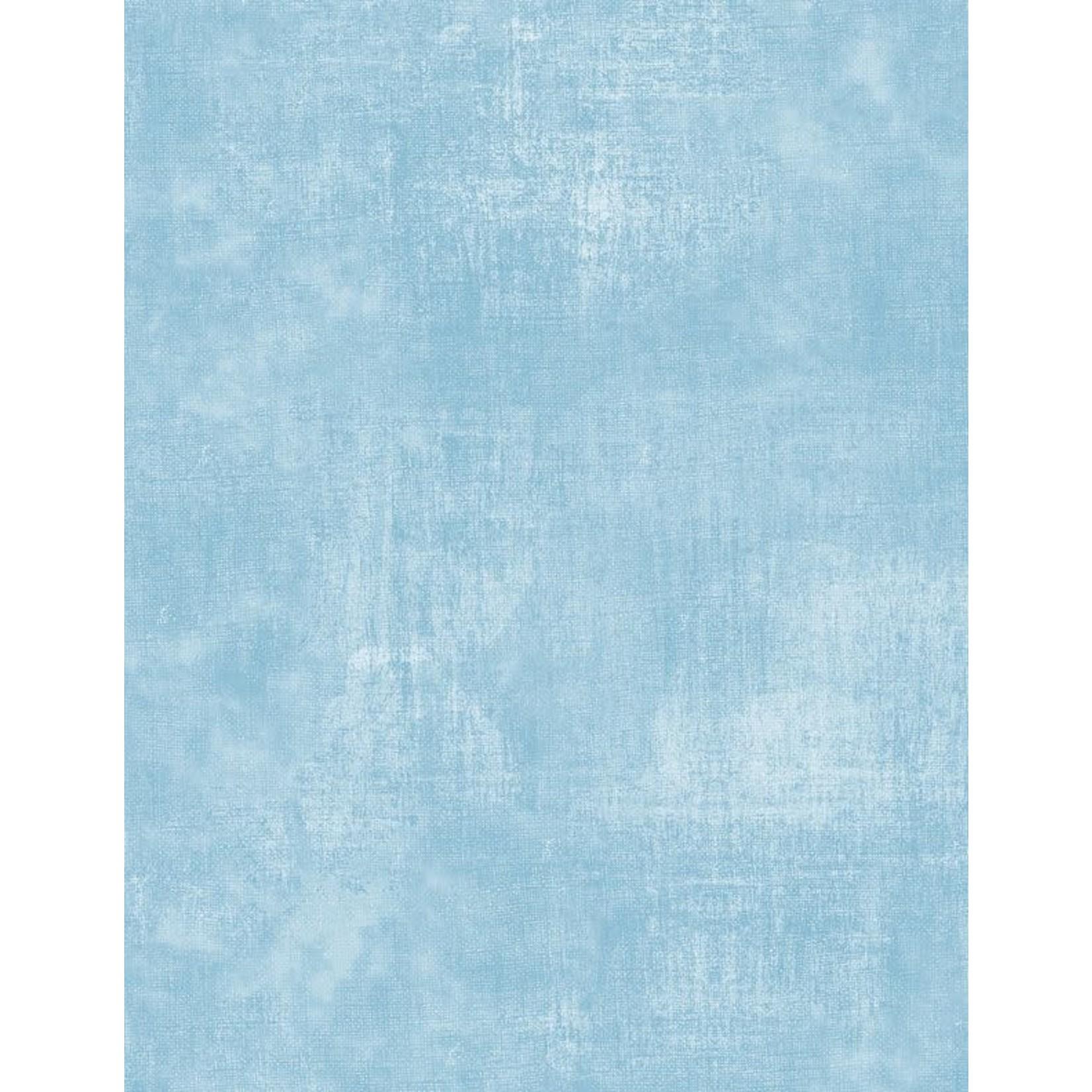 WILMINGTON PRINTS PER CM OR $20/M ESSENTIALS DRY BRUSH 441 Sky Blue
