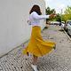 Wardrobe by Me Linea A-Line Skirt Pattern 0-24 (30-54)