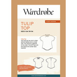 Wardrobe by Me Summer Tulip Top Pattern 0-24 (30-54)