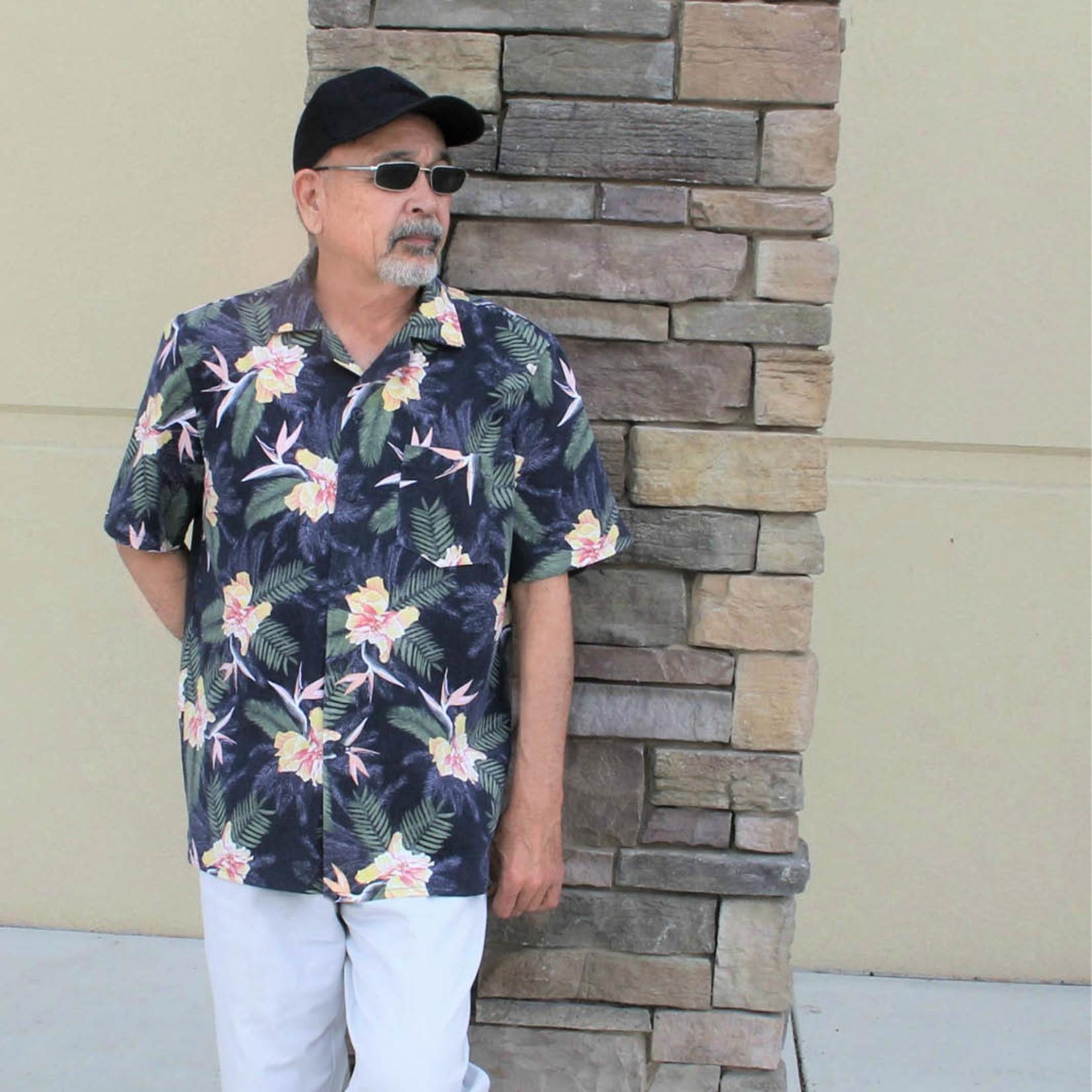 Wardrobe by Me Tropical Shirt Pattern 2XS-3XL