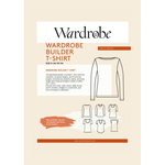 Wardrobe by Me Fitted T-Shirt Pattern 0-24 (30-54)