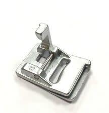 PFAFF FOOT, GATHERING, METAL PFAFF (B-K) (steel)