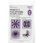 Marti Michell Perfect Patchwork templates, Dresden Plate