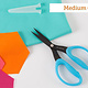 KAREN KAY BUCKLEY Perfect Scissors (Microserrated) Medium