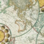 Robert Kaufman Library of Rarities, Antique Maps, per cm or $20/m