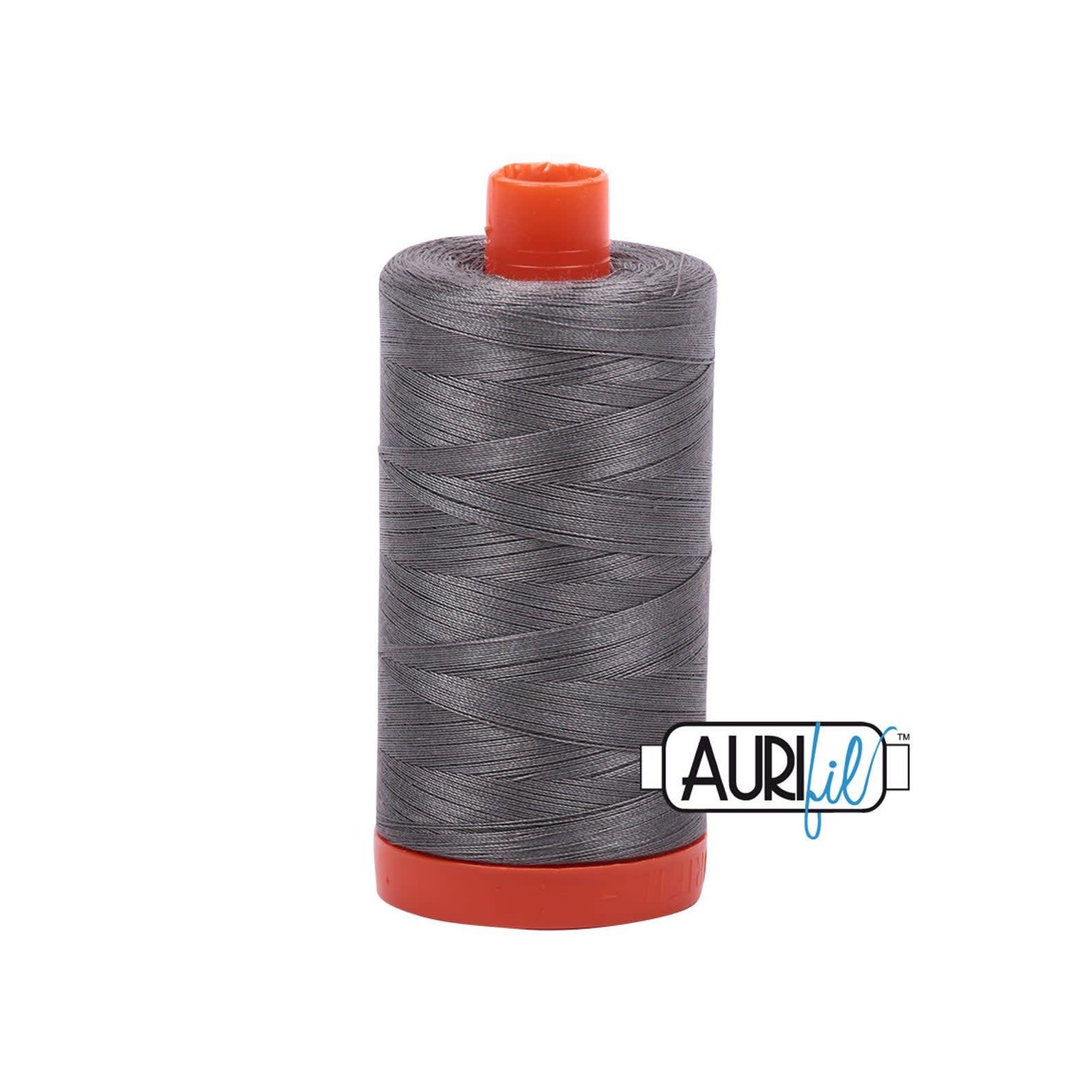AURIFIL AURIFIL 50 WT Grey Smoke 5004