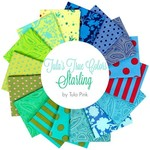 Tula Pink True Colors Fat Quarter Collection - Starling