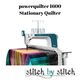 PFAFF powerquilter™ 1600