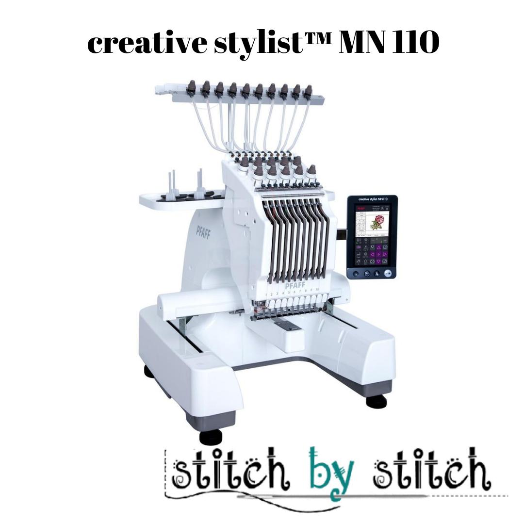 PFAFF creative stylist MN 110