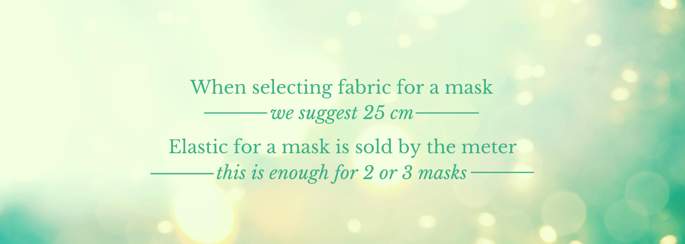 MASK SUPPLIES