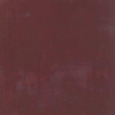 Moda GRUNGE BASICS Grunge - Burgundy per cm or $20/m