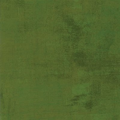 Moda GRUNGE BASICS Grunge - Olive Branch Ash per cm or $20/m