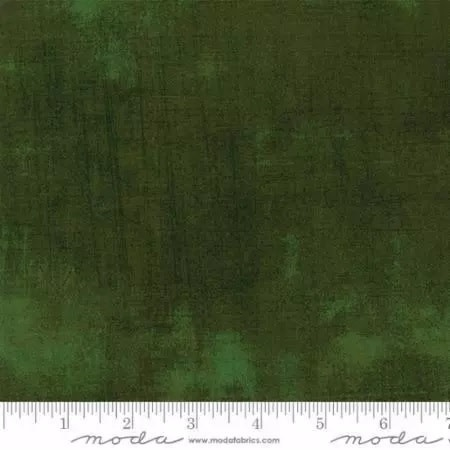 Moda GRUNGE BASICS Grunge - Merry Forest per cm or $20/m