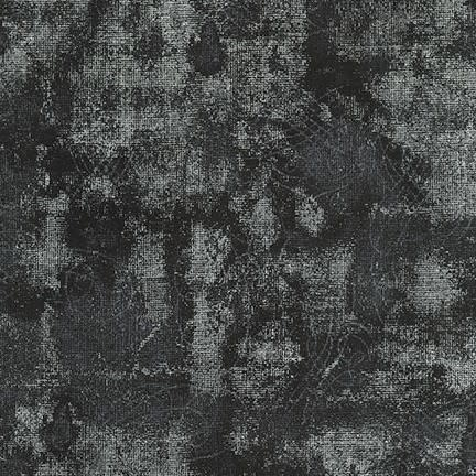 ROBERT KAUFMAN WINTER'S GRANDEUR 8, EBONY $0.20 /CM OR $20/M