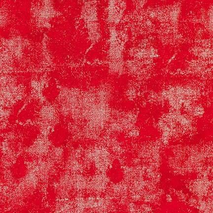 ROBERT KAUFMAN WINTER'S GRANDEUR 8, SCARLET $0.20 /CM OR $20/M