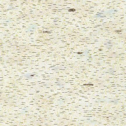 ROBERT KAUFMAN WILDWOOD GRACE, NATURAL BIRCH (19326-14) $0.20/CM OR $20/M