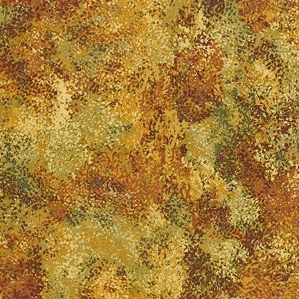ROBERT KAUFMAN WILDWOOD GRACE, SPICE (19325-163) $0.20/CM OR $20/M