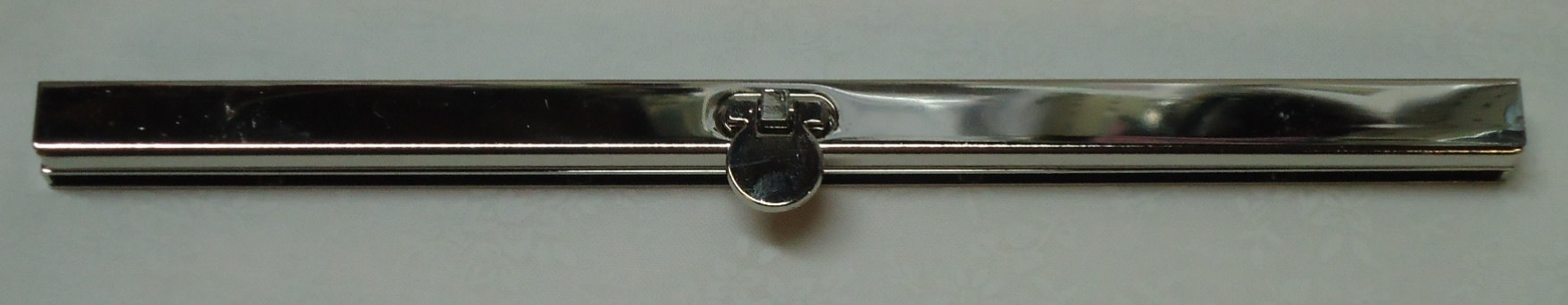 """PAM DAMOUR WALLET CLASP SILVER 7 1/2"""""""