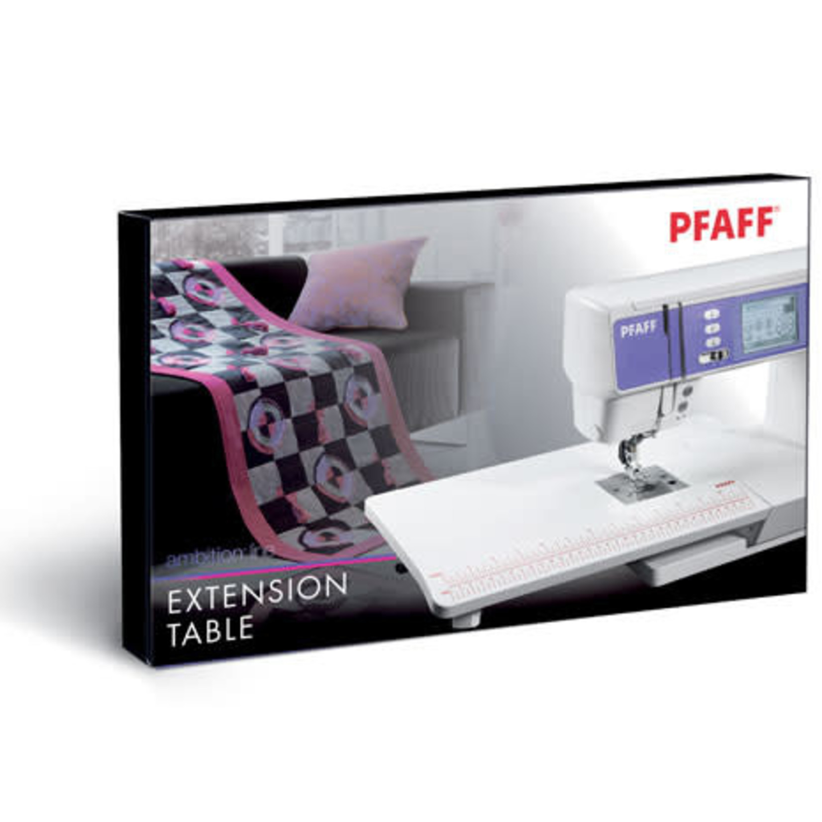 Pfaff Extension Table for K machines