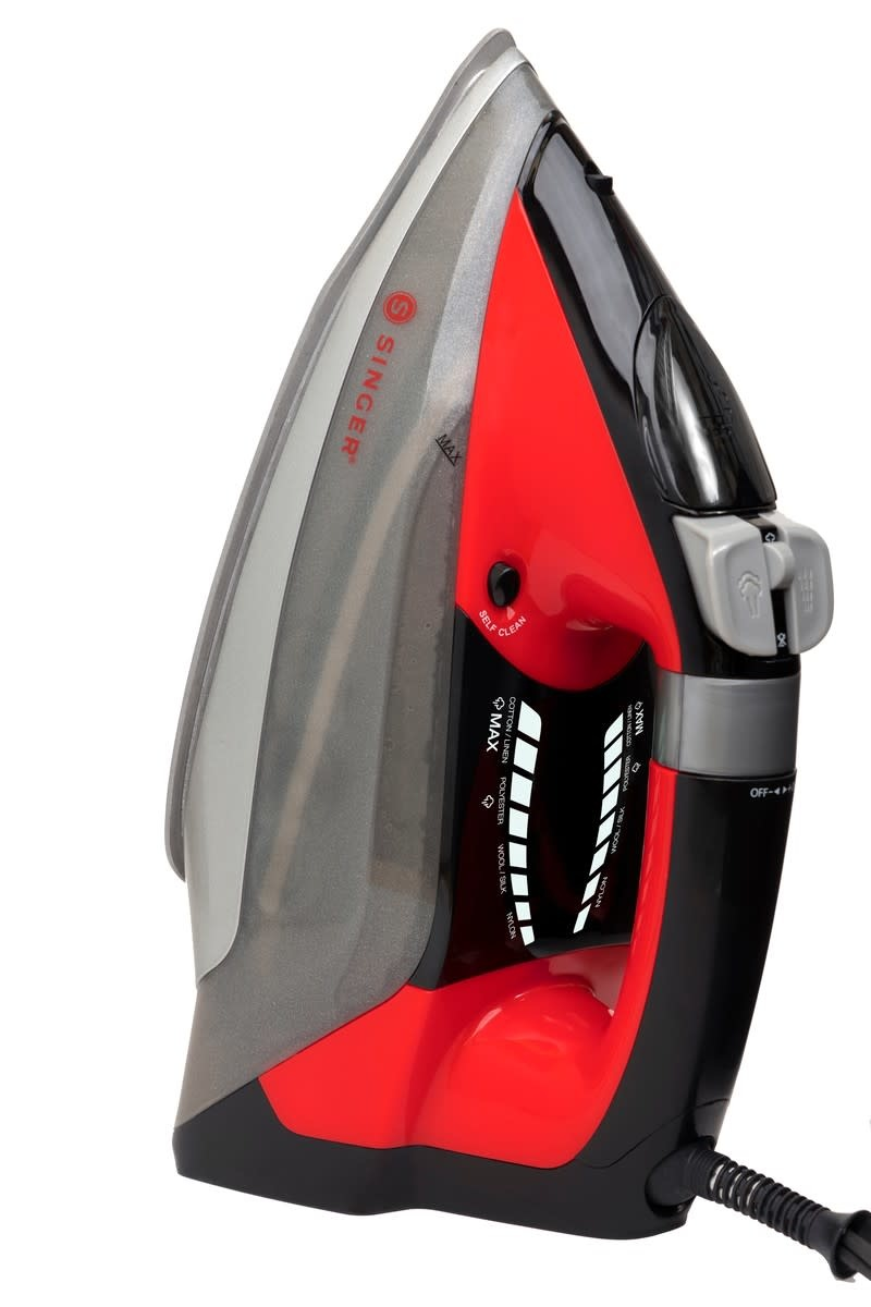 SINGER Steamlogic Iron 7061