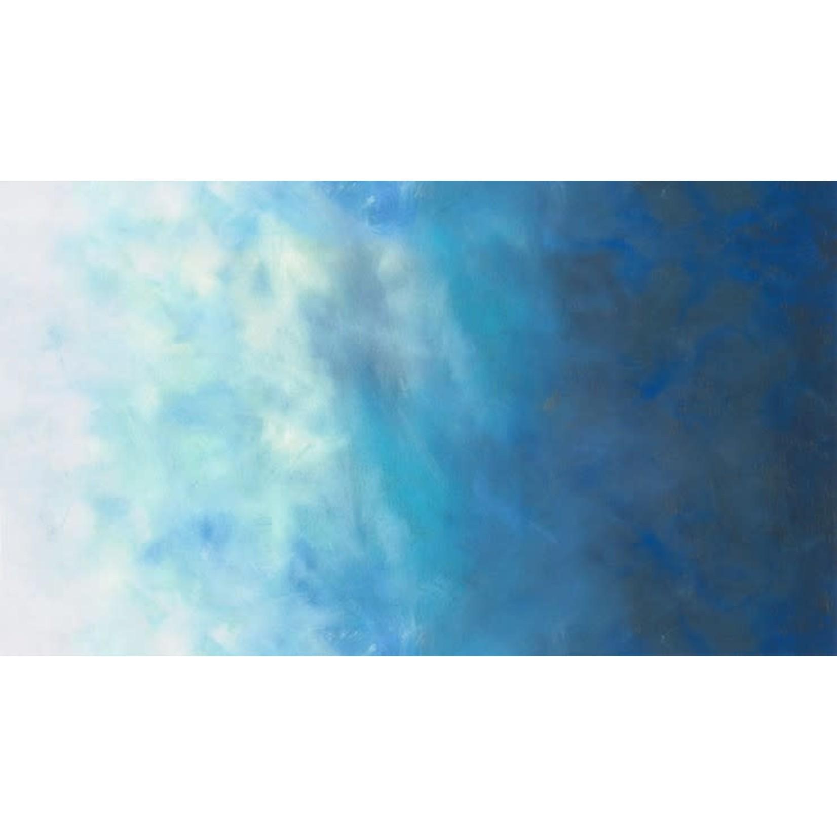 Robert Kaufman Sky by Jennifer Sampou, Ombre, SKY, per cm or $18/m