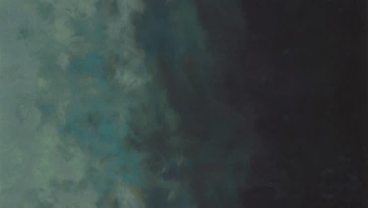 ROBERT KAUFMAN Sky by Jennifer Sampou, Ombre, Tornado, per cm or $18/m