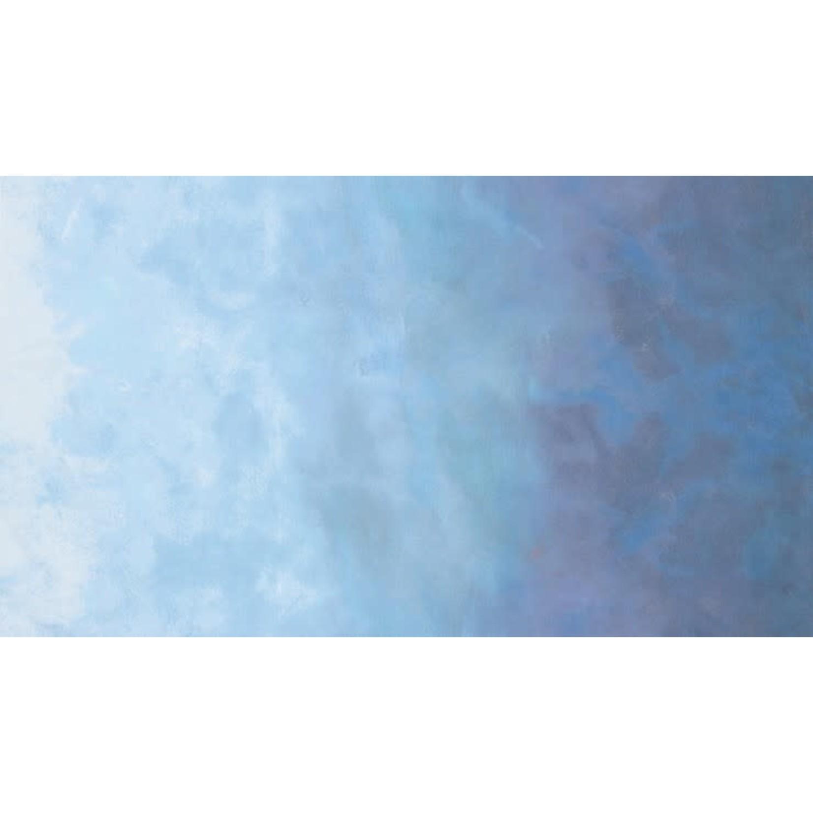 ROBERT KAUFMAN Sky by Jennifer Sampou, Ombre, Heather, per cm or $18/m