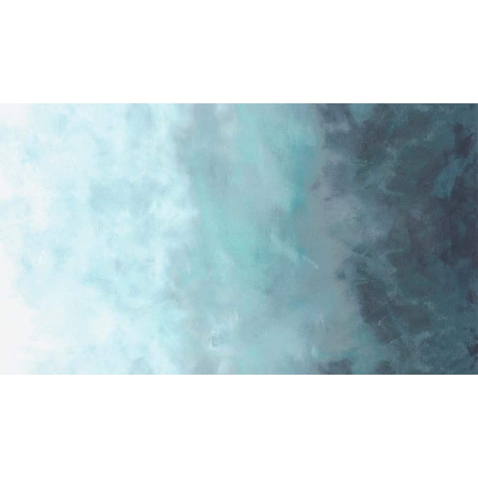 Robert Kaufman Sky by Jennifer Sampou, Ombre, Fog, per cm or $18/m