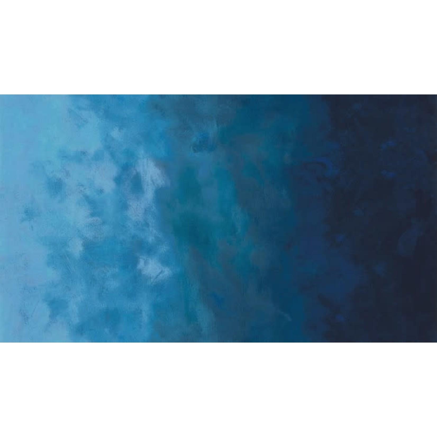 Robert Kaufman Sky by Jennifer Sampou, Ombre, Storm, per cm or $18/m