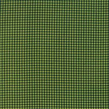 EPIC AUTHENTIC, HOUNDSTOOTH, GREEN PER CM OR $20