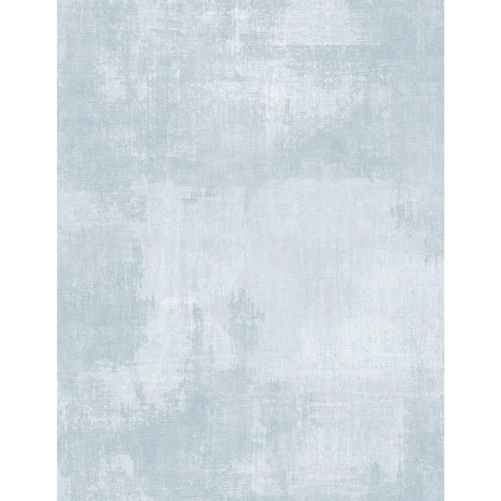 Wilmington Prints PER CM OR $20/M ESSENTIALS DRY BRUSH 411 LIGHT BLUE