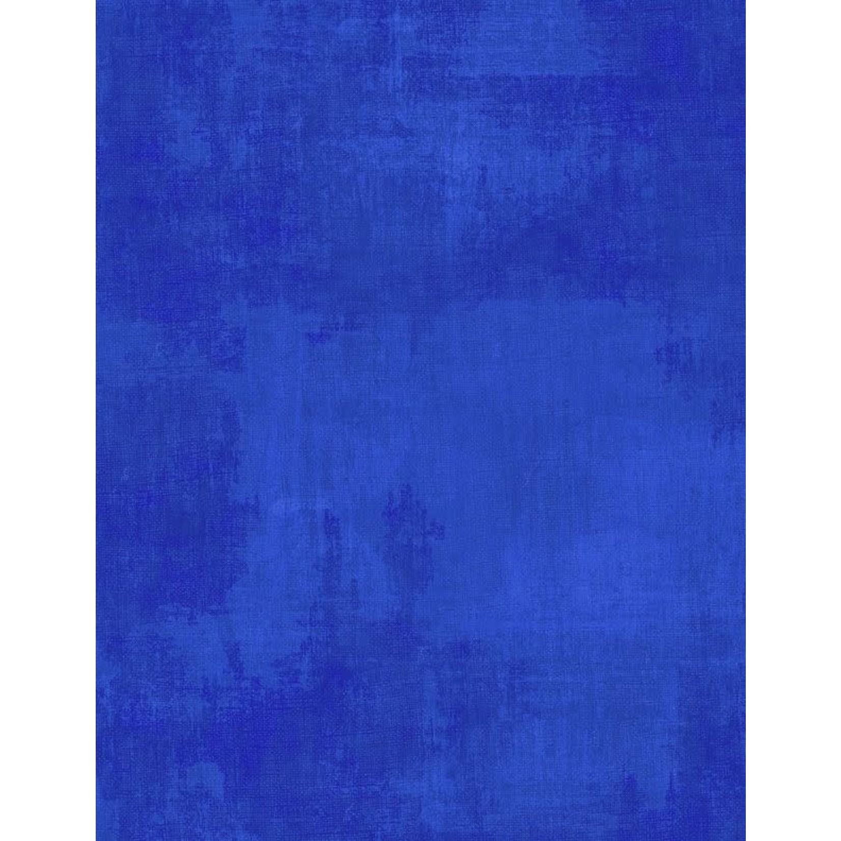 WILMINGTON PRINTS PER CM OR $20/M ESSENTIALS DRY BRUSH 440 ROYAL BLUE