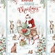 LISA AUDIT A MAGICAL CHRISTMAS, LARGE PANEL (86458-143) $0.20 /CM OR $20/M